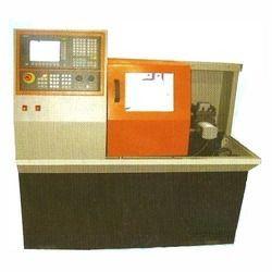 CNC Trainer Lathe Machine Siemens Control
