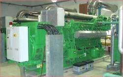 biogas generator power engine