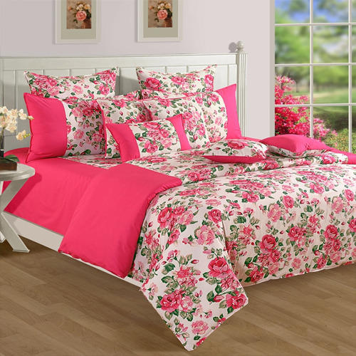 Printed Bed Sheet   Printed Bed Cover Latest Price, Manufacturers U0026  Suppliers