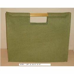 Bamboo Can Jute Bag