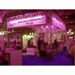 Aluminum Trade Show Exhibit Display Truss