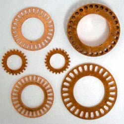 Copper End Rings
