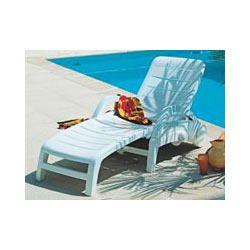 Plastic Deck Chair
