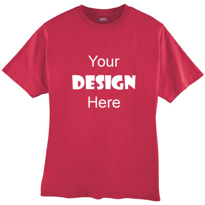 Custom T-Shirt Printing Services
