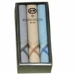 Cotton Men's Handkerchiefs