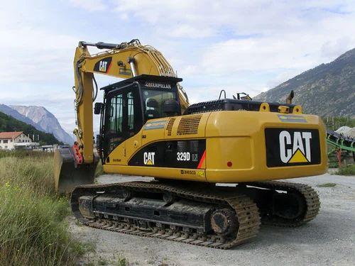 EXCAVATORS - CAT 329D Crawler Excavator Exporter from Chennai