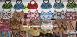 Hand Embroidery and Beaded Handbags
