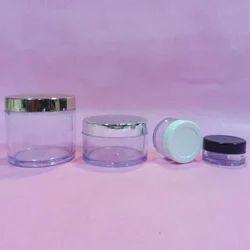 SAN Cream Jar