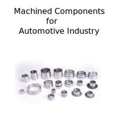 Machined Components for Automotive Industry