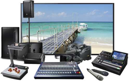 12 Points to Start Rental Audio Visual Equipment & Accessories in Nigeria