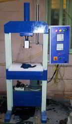 Single Die Hydraulic Machine