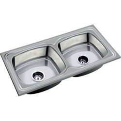 Double Bowl Kitchen Sink - Double Bowl Sink Manufacturer from New ...
