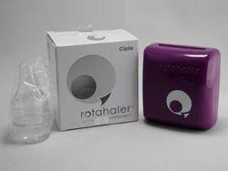Rotahaler Inhaler