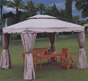 Gazebo and Tent