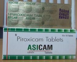 Piroxicam 20 mg