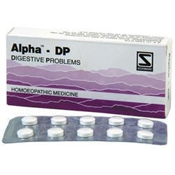Alpha DP Tablets