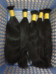 Virgin Bulk Wavy Hair Extension