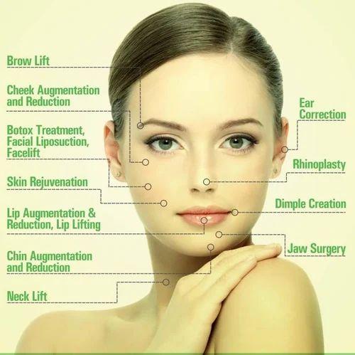 Costs of facial rejuvenation