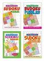 Seasons Sudoku Puzzles Books
