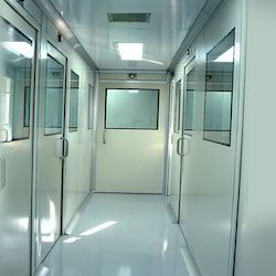 Modular Clean Room Panels