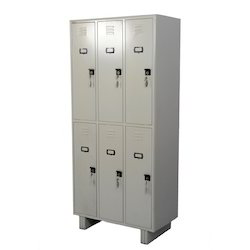 6 Industrial Locker