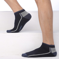 mens sports cotton spandex anklet socks
