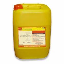 Portable Water Treatment Liquid