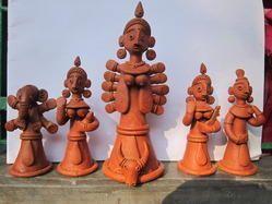 clay handicrafts