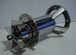 Side/ Bottom Mounted High Speed Mixer