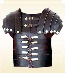 Lorica Segmentata Leather