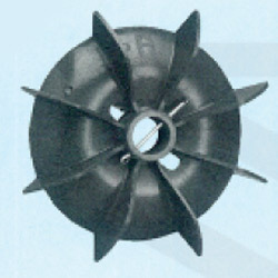 Plastic Fan Suitable For N-112 Frame Size