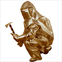 Safe Guard-fire Man Axe & Fire Proximity Suit