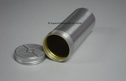 Aluminum Nutraceutical Canisters