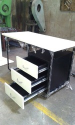 3 Drawer Office Table