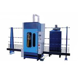 Glass Sandblasting Machine
