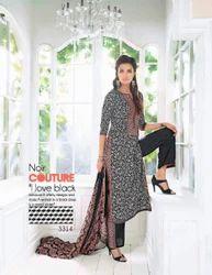 Ladies Chanderi Suits