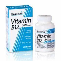 Vitamin B12 1000mcg - 60 Tablets