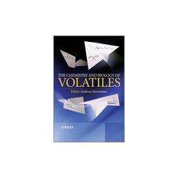 The Chemistry and Biology of Volatiles Book