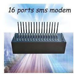 Bulk SMS 16 Port Pool Modem