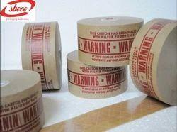 Reinforce Gum Tape (Tamper Proof)