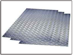 Diamond Bar Chequered Sheet