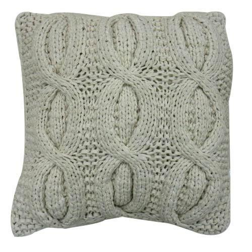 Knitted Cushions Cable Knitted Cushion Covers Manufacturer From