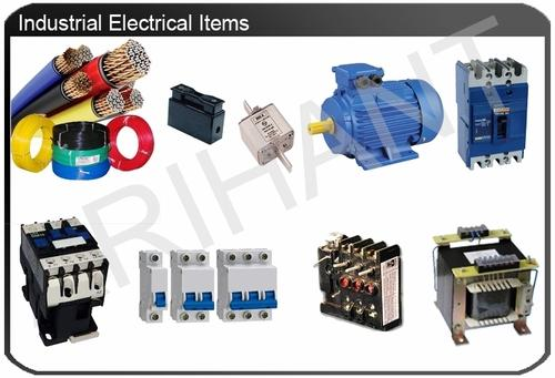 Image Gallery Electrical Materials