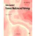 The Indian Journal of Forensic Medicine and Pathology
