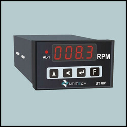 RPM and MPM Indicator Controller