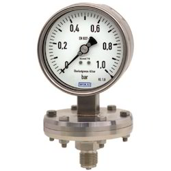 Mechanical Pressure Measurement