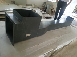 PVC Rectangular Tanks