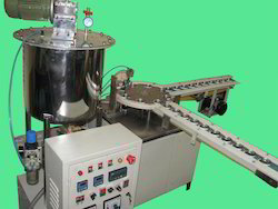 Automatic Resin Liner Appliying Machine