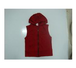 Girls Hooded Cardigan