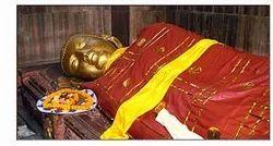 Nirvana Stupa and Temple Tours